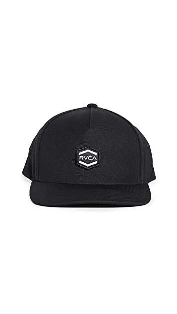 RVCA Airborne Snapback Hat