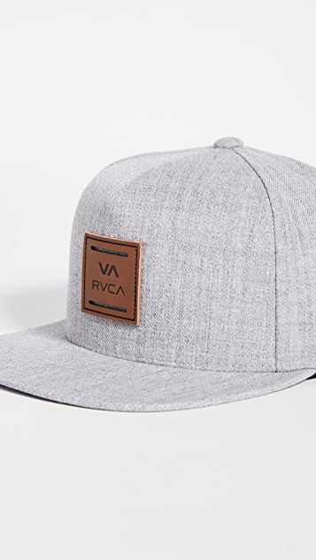 RVCA All The Way Snapback Hat