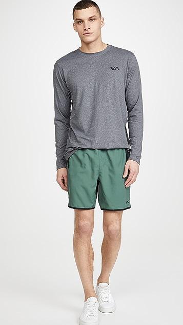 RVCA VA Sport Yogger IV Shorts