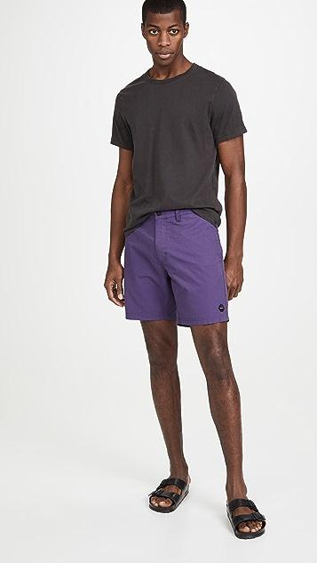 RVCA Cliffs Hybrid Shorts