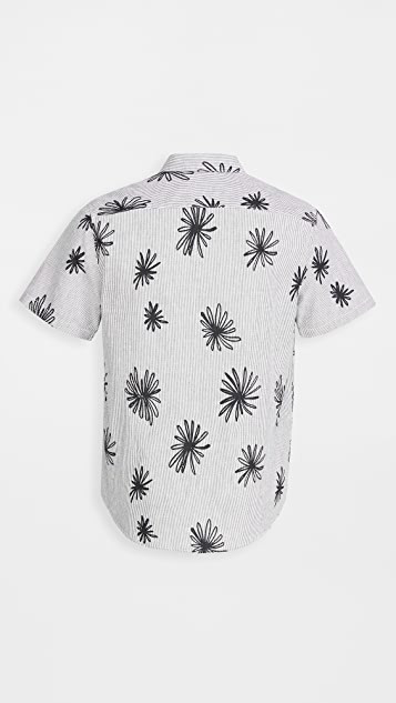 RVCA Short Sleeve Whirls Shirt