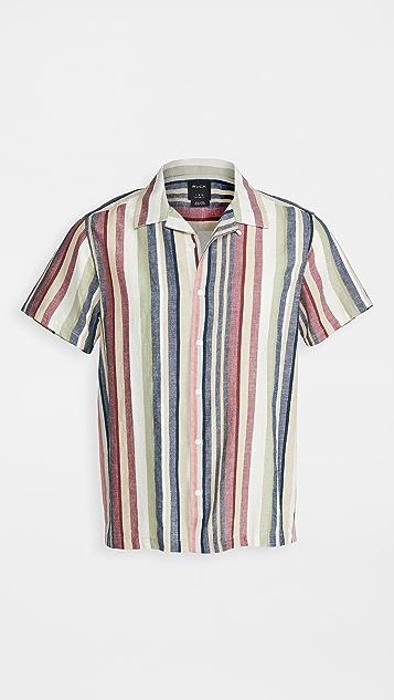 RVCA Short Sleeve Blitz II Shirt