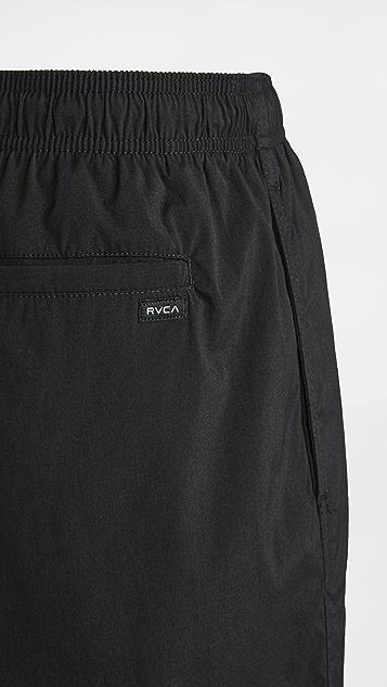 RVCA Flux Walk Shorts