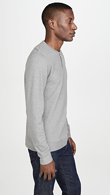 RVCA Compressor Long Sleeve Crew