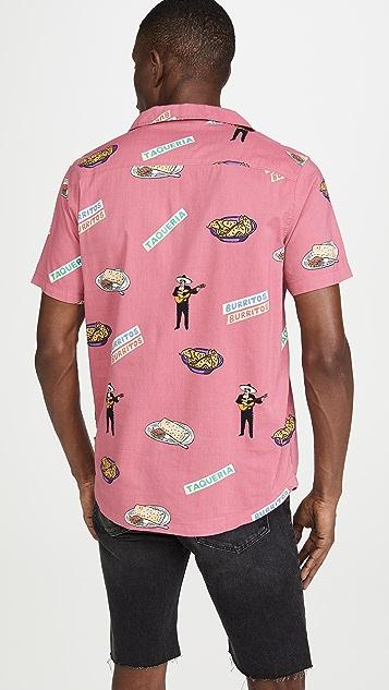 RVCA Hot Fudge Shirt