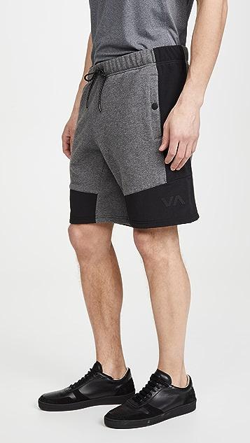 RVCA Hybrid Shorts