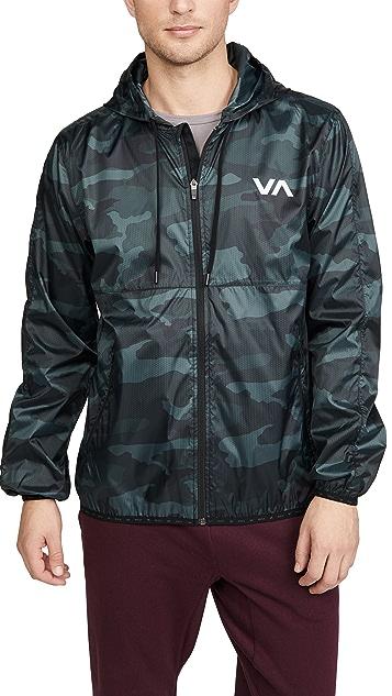 RVCA VA Sport Hexstop IV Jacket