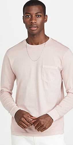 RVCA - Long Sleeve PTC Pigment T-Shirt