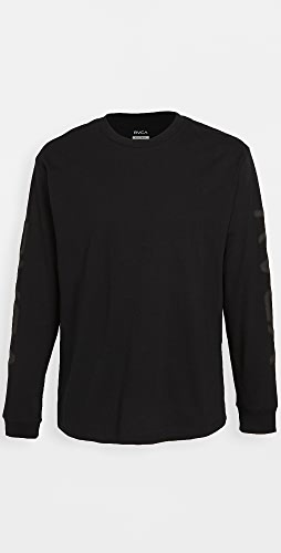 RVCA - Long Sleeve Big Pixel T-Shirt