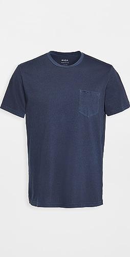 RVCA - Short Sleeve PTC 2 Pigment T-Shirt