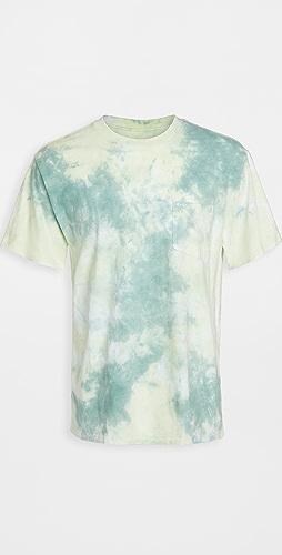 RVCA - Short Sleeve Dayshift Tie Dye Tee Shirt