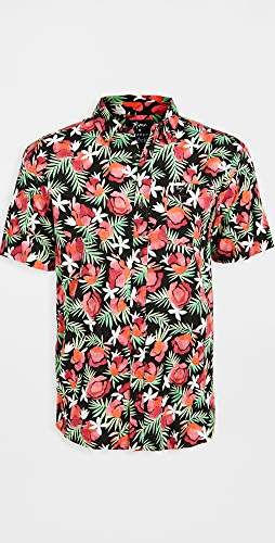 RVCA - Short Sleeve Rozich Shirt