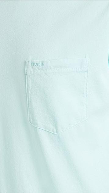 RVCA Patch Short Sleeve Shirt