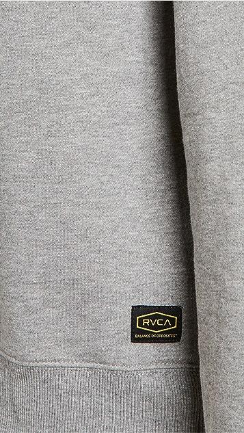 RVCA Day Shift Crew Sweatshirt
