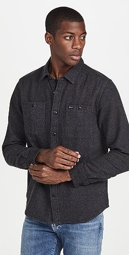 RVCA - Long Sleeve Harvest Flannel