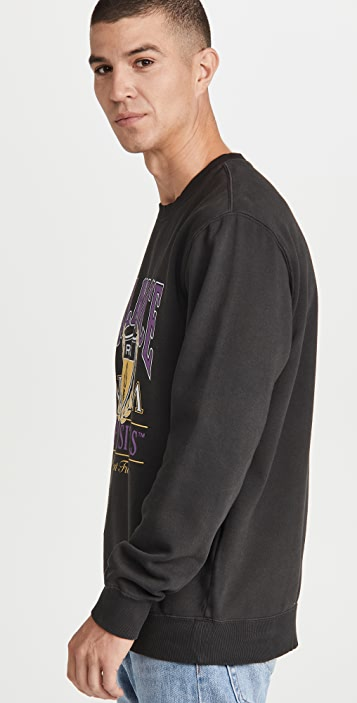 RVCA Cambridge Crew Sweatshirt