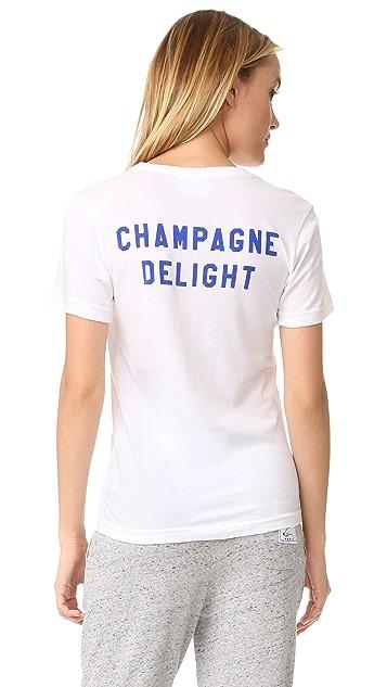 Rxmance Champagne Crew Tee