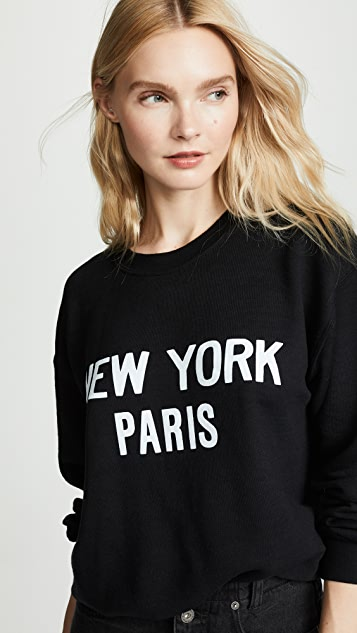 Rxmance NY Paris Sweatshirt