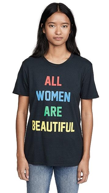 Rxmance All Women Are Beautiful T 恤