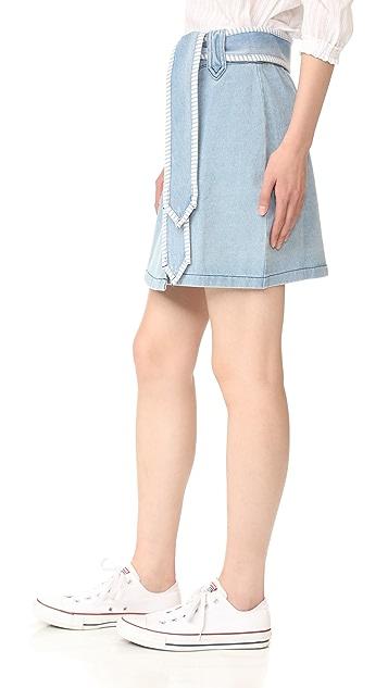 Ryder Evie Denim Skirt