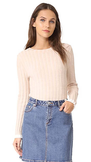 Ryder Oliver Rib Long Sleeve