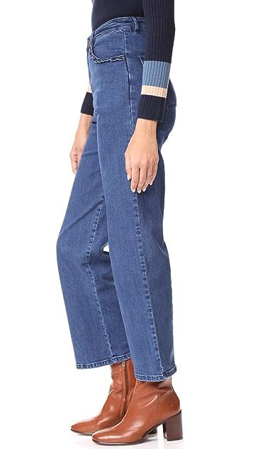Ryder Morgan Ruffle Jeans