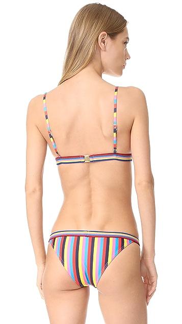 RYE Razzle Bikini Top