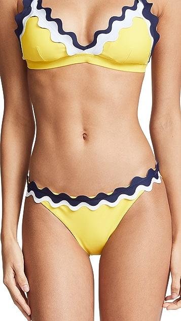 RYE Chomp Bikini Briefs