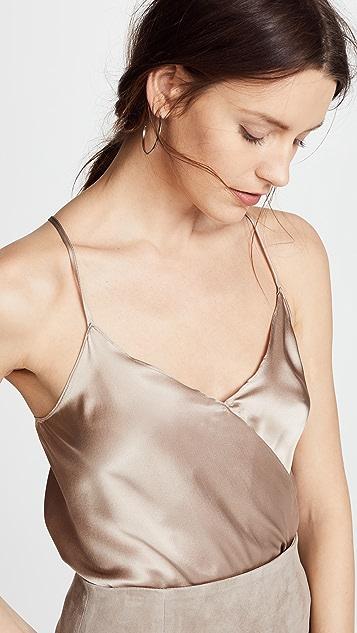 Sablyn Kiki Silk Bodysuit