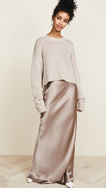 Sablyn Valentina Silk Skirt