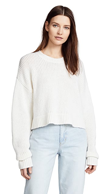 Sablyn Mercy Cropped Sweater