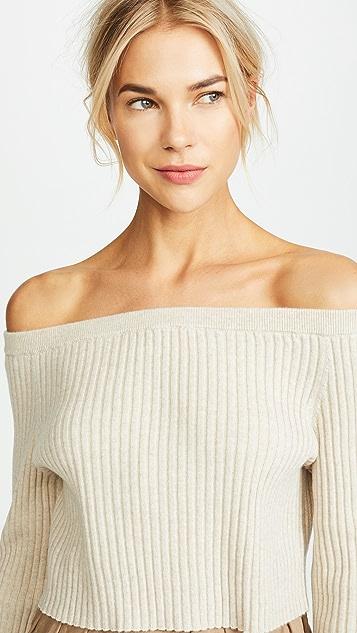 Sablyn Maja Cashmere Sweater