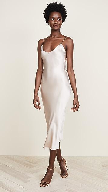 Sablyn Taylor Mid Length Slip Dress