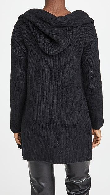 Sablyn Collette 舒适羊绒长毛衣