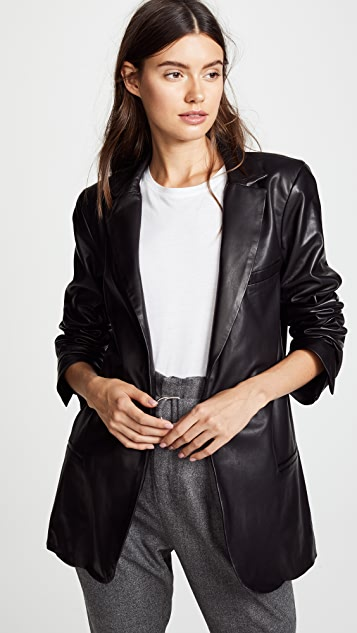 Sablyn Magnolia Leather Blazer | SHOPBOP
