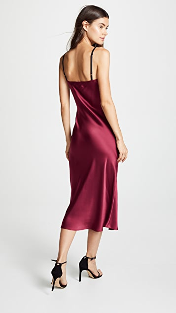 Sablyn Taylor Silk Dress