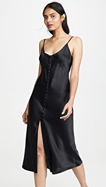 Carla V Neck Slip Dress