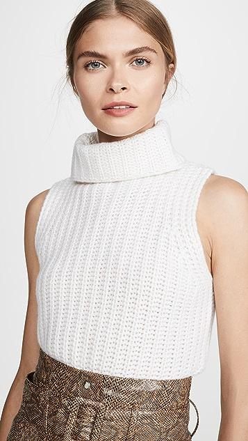 Sablyn Saige Cashmere Turtleneck Sweater