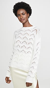 Stevie Knit Cashmere Sweater