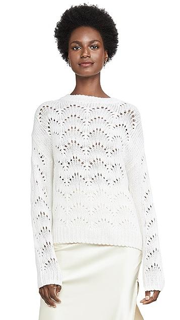 Sablyn Stevie 针织开司米羊绒毛衣