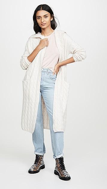 Sablyn Bonnie 开司米羊绒上衣