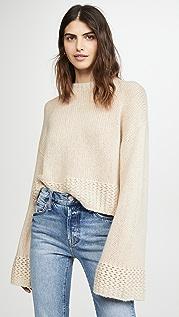 Sablyn Phoenix 开司米羊绒针织毛衣