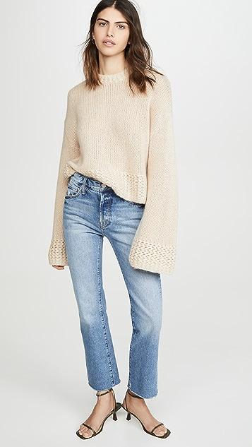 Sablyn Phoenix Cashmere Knit Sweater