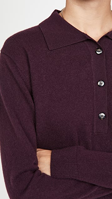Sablyn Knox 系扣衫