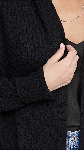 Sablyn Long Cashmere Sweater