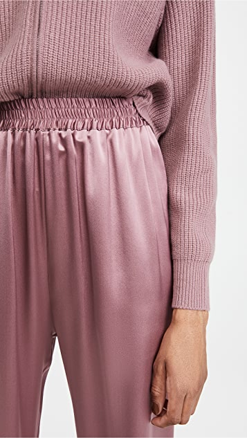 Sablyn Penelope Silk Trousers
