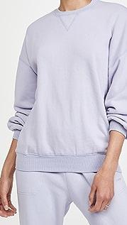 Sablyn 绒布套头运动衫