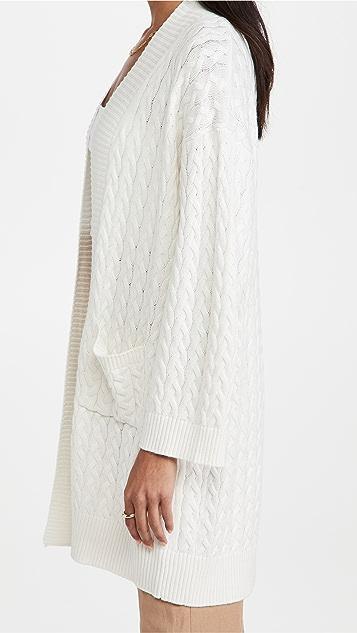 Sablyn 编织系扣衫