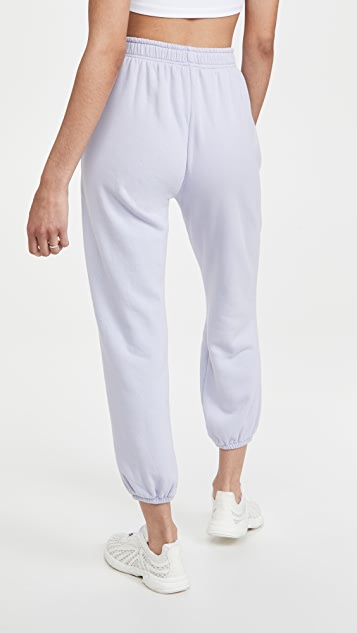 Sablyn 绒布长裤