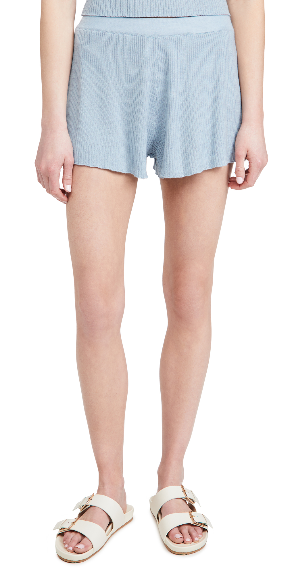 Sablyn Gia Cashmere Shorts